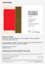 Convite Ricardo Homen