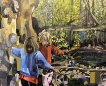 Leonora Weissmann (Dentro da Floresta) - 200x180